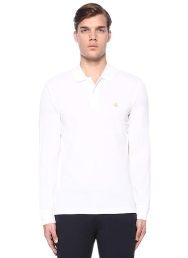 Brooks Brothers Tişört Beyaz